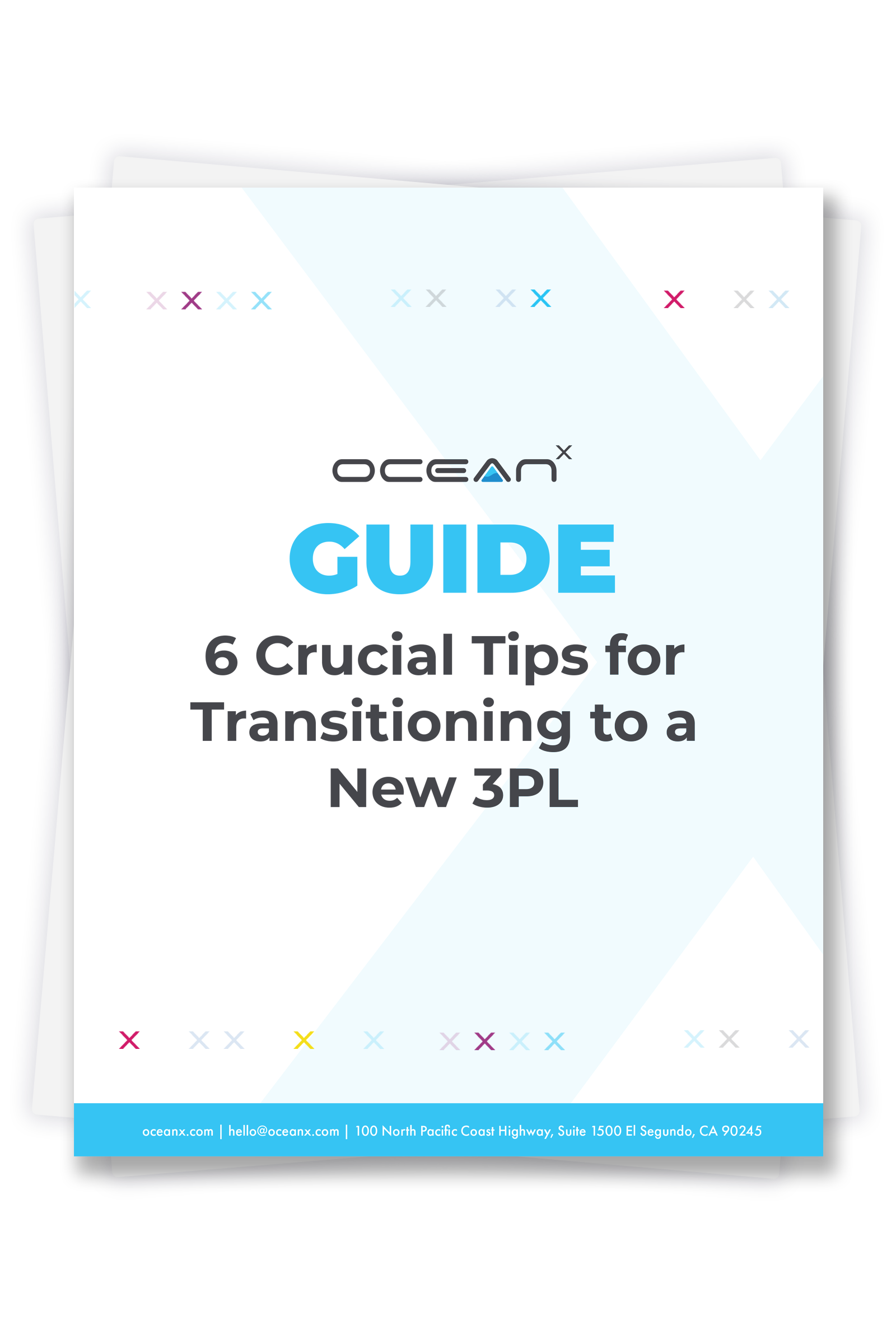 Guide Cover Image: 6 Crucial Tips for Transitioning to a New 3PL